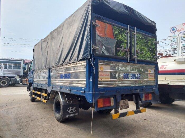 xe tải hyundai hd65 cũ đời 2015 nhập nguyên chiếc có hỗ trợ trả góp