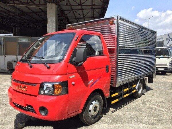 Cần bán Jac 1.5 tấn - Trả trước 100 tr nhận xe + Khuyến mãi cao