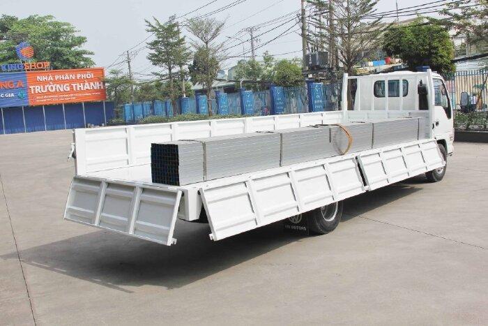 Xe tải 1.9Tấn - Thùng dài 6.2m