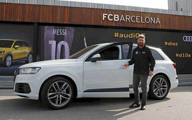 Điểm qua bộ sưu tập xe nghìn tỷ của Lionel Messi, chiếc Ferrari gây ấn tượng khi có giá quy đổi lên đến 850 tỷ đồng