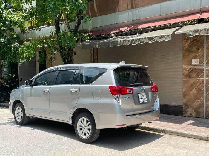 Toyota Innova E model 2016 xe 7 chỗ