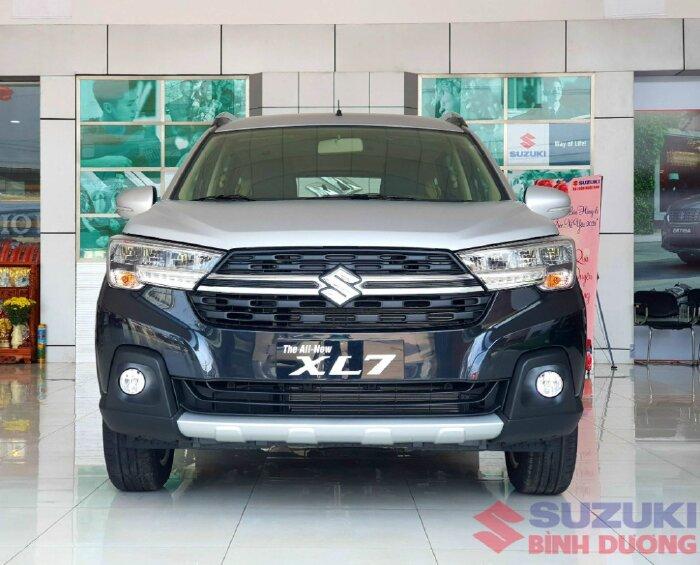 Bán SUZUKI XL7 dòng 7 chỗ hiện đại mang thương hiệu Nhật Bản