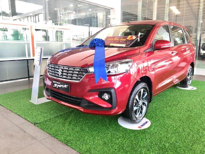 Bán xe Suzuki Ertiga Sport 1.5AT Nhập Khẩu Đời 2021 Giá Ưu đãi tháng 8 cạnh tranh