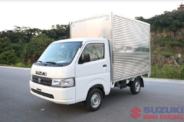 Bán Suzuki Carry Pro tải 700kg thùng kín