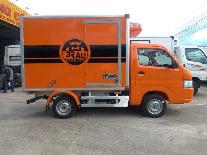 Xe tải Suzuki đóng thùng chất lượng cao tại Ô Tô Miền Nam.