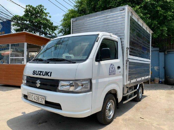 Xe Tải Nhật Bản Suzuki thùng chất lượng cao tại Miền Nam