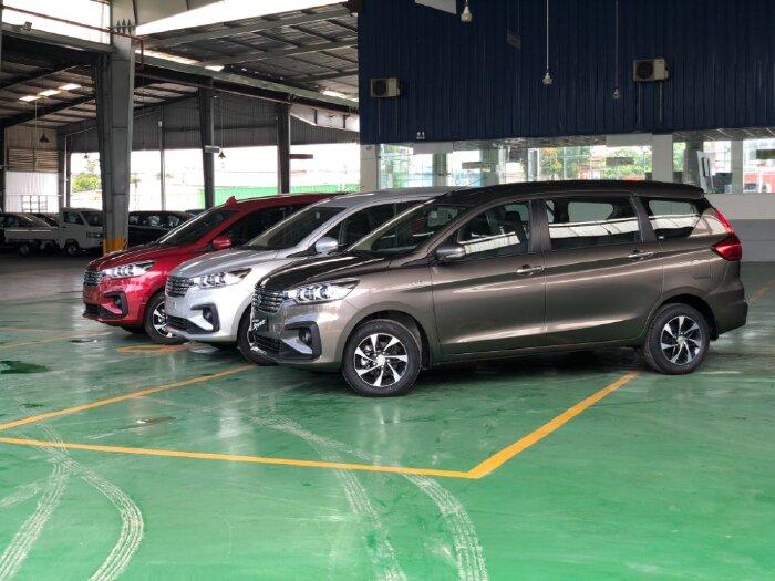 Bán xe Suzuki Ertiga sport 7 chỗ Nhập khẩu Đời 2021