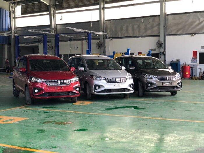 Bán xe Suzuki Ertiga Sport Nhập khủa 7 Chỗ Đời 2021