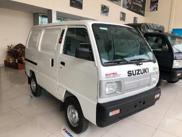 Bán xe Suzuki Blind van giá rẻ hỗ trợ ngân hàng tốt
