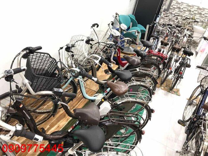 Cửa hàng xe đạp điện trợ lực Panasoni Nhật hàng cũ